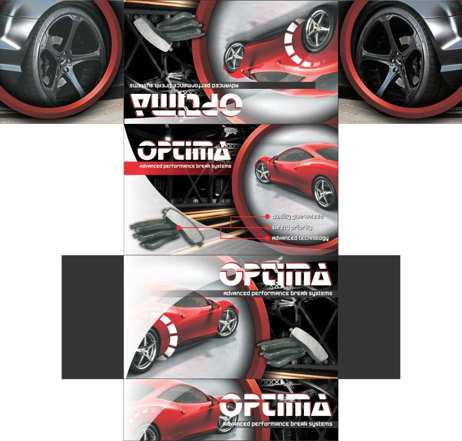 optima breaks box design
