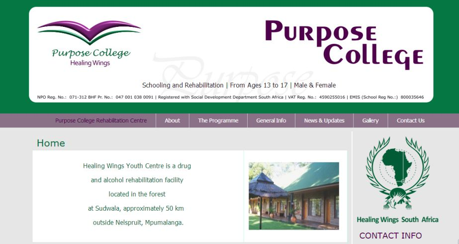purpose college