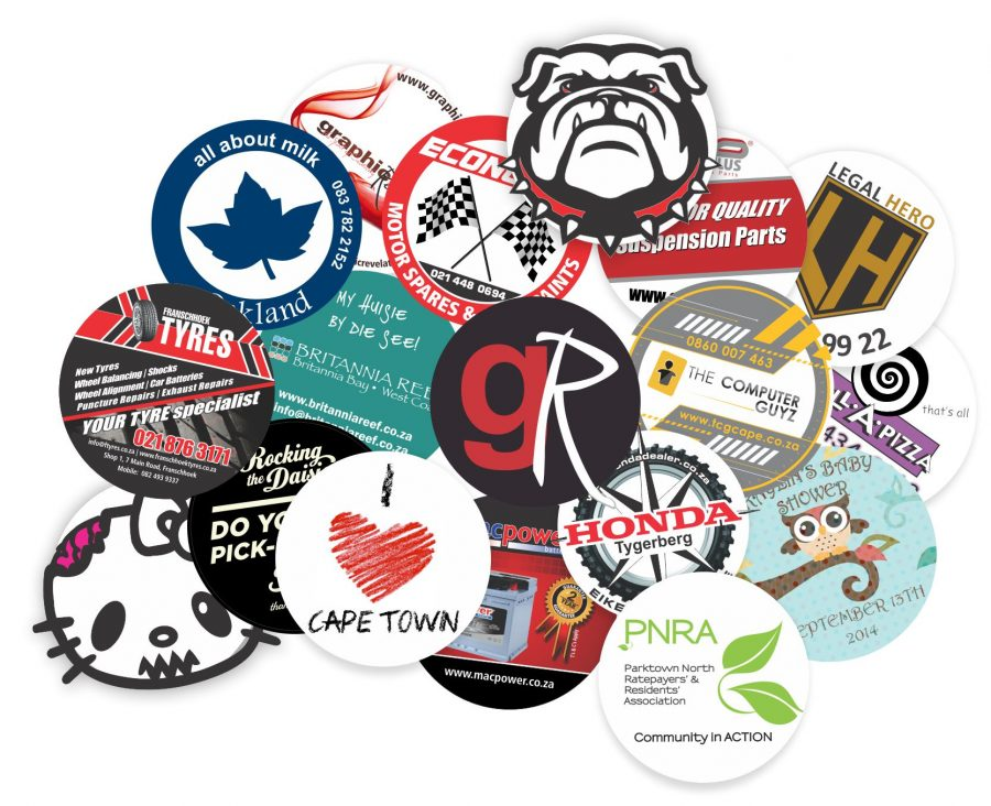 License Disk Stickers