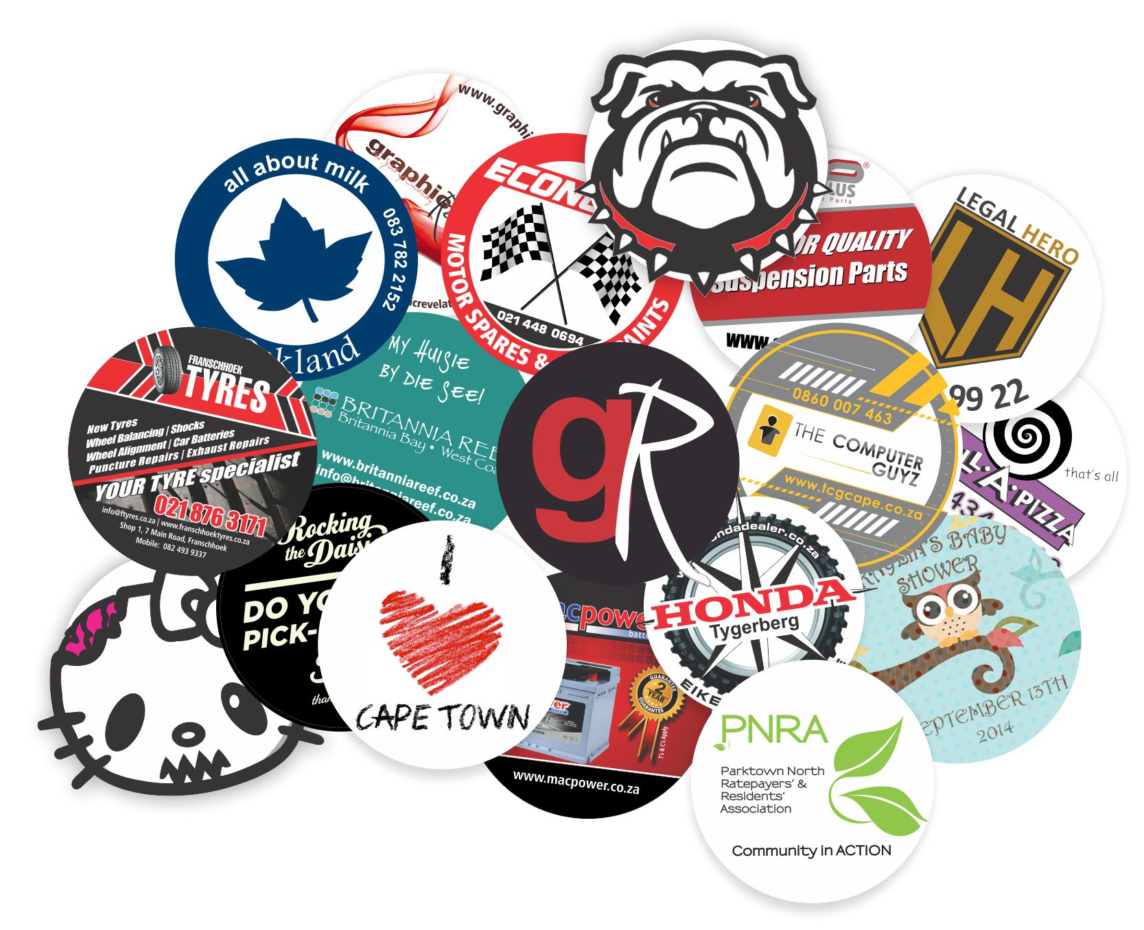 License disk stickers are a great way to promote your business or cause at our amazingly low price of just r1 60 each you can afford to get your name out