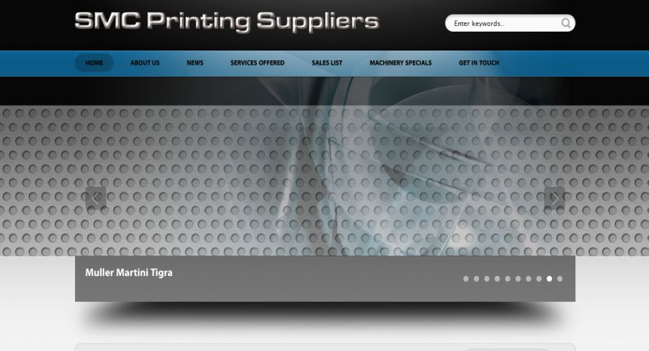 smc printing supplies
