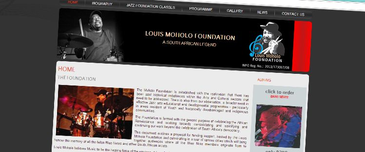 louis moholo foundation