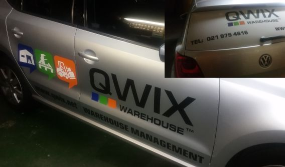 qwix warehouse car